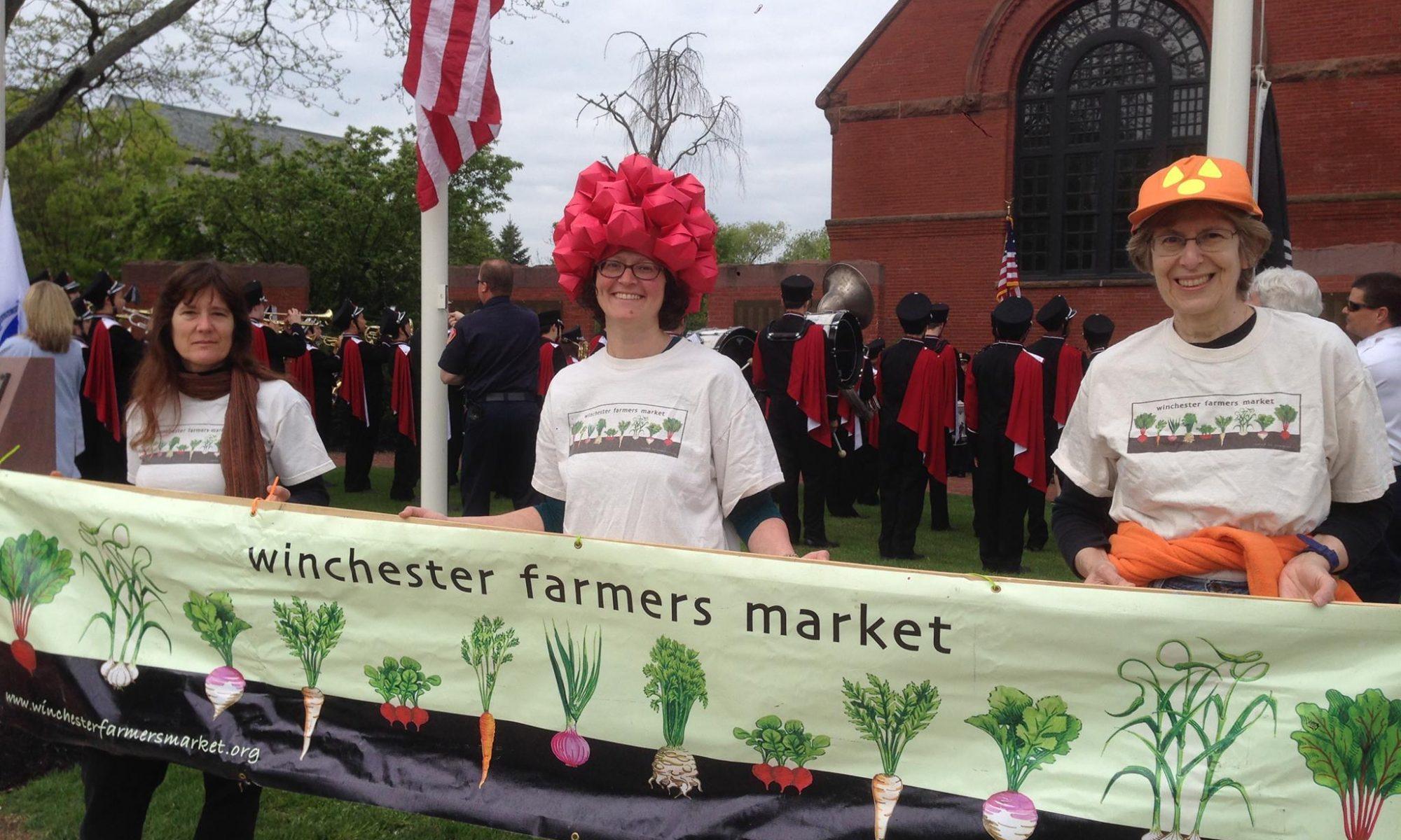 Farmers Market at the En Ka Parade